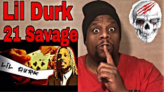 Lil Durk - Die Slow Feat. 21 Savage (Official Video) Reaction