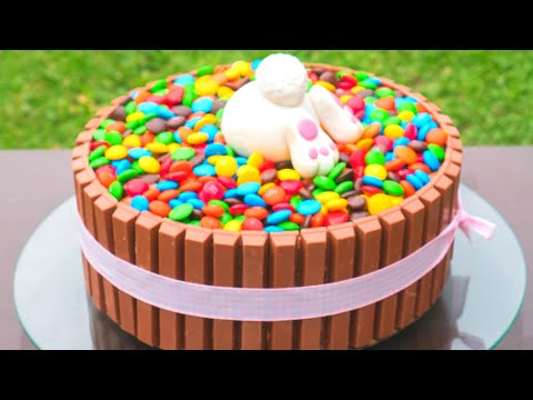 Happy Easter Easy Cake Recipe 💕 Easy Recipes To Do With Kids