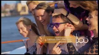 """Intara Rešetina piedzīvojumu šovs """"Sapnis par Ameriku"""" 360TV!"""