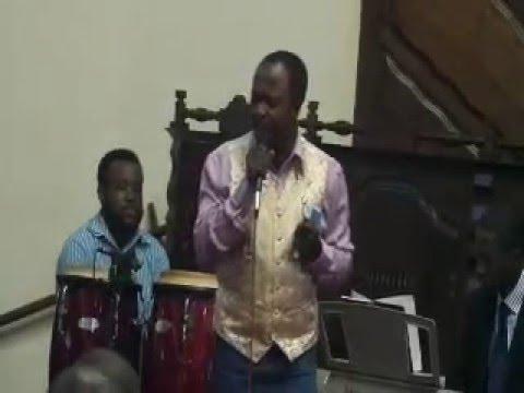 Must I go and empty handed, Nitafika kwake Bwana, Sung by Bro Elie Kinyenye