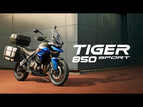New Triumph Tiger 850 Launch