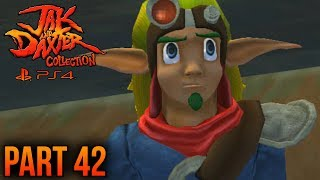 Jak and Daxter PS4 Collection 100% - Part 42 - (Jak 2: Renegade Platinum Trophy)