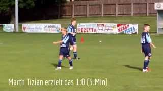 preview picture of video 'Kopie von U11 NSG Zillingdorf-B B gegen Ternitz 4:0 (2:0) - Torparade'