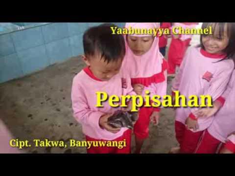 Lagu anak paud  perpisahan