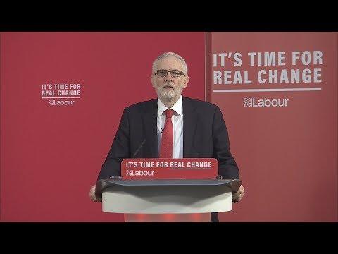 Campaign Live: Jeremy Corbyn attacks Boris Johnson's 'misleading' Brexit plan   ITV News