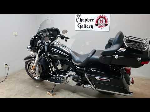 2016 Harley-Davidson Ultra Limited in Temecula, California