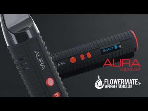 Aura - Vape [Flowermate] | Apegos Perú