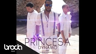 Dynamo - Princesa feat. Djodje & Ricky Boy (Audio)
