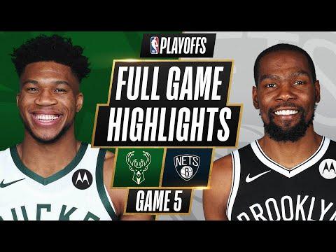 Brooklyn Nets vs Milwaukee Bucks</a> 2021-06-16