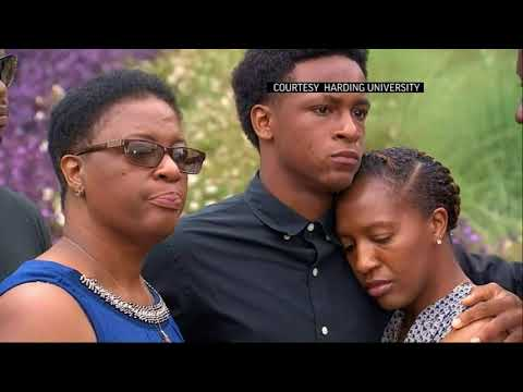 The mother of a man who was gunned down inside of his Dallas home by a police officer who said she mistook his apartment for her own says investigators still haven't given her family an account of what happened. (Sept. 10)