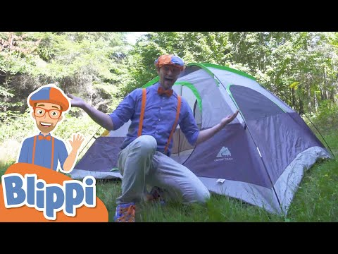 Learn Colors with Blippi   1 Hour of Blippi Educational Videos for Toddlers