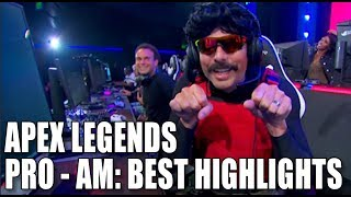 APEX Legends Pro-Am : Best highlights