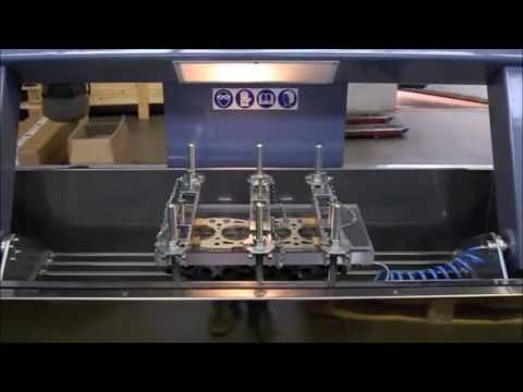 Comec VPT130 - Maquina para pruebas hidrostaticas por inmersión