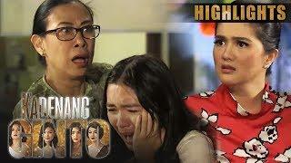 Esther, ipinagtanggol si Cassie kay Daniela | Kadenang Ginto (With Eng Subs)