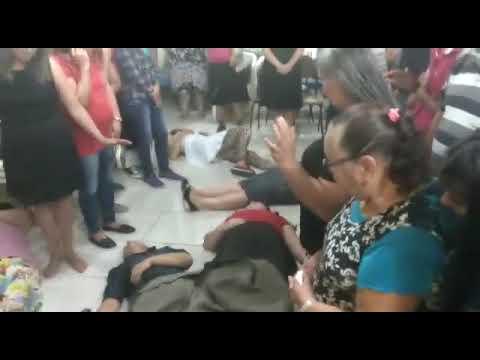 Miss Neemias Moraes Em Barão do triunfo RS,   jesus  fazendo grande milagres!!!