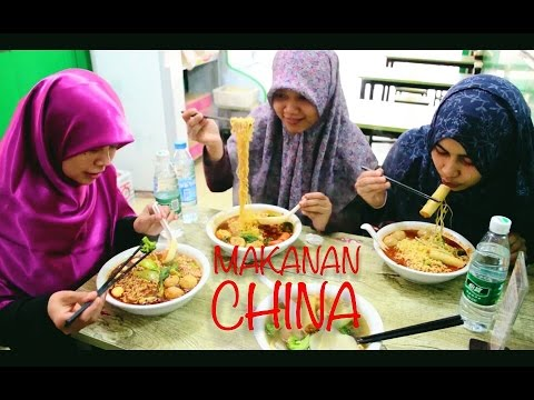 Video Kuliner Halal dan Maknyus di China   Wuhan