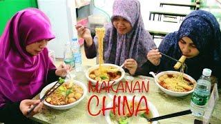 Kantin & Makanan HALAL di China