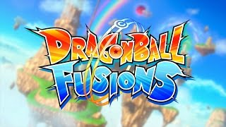 Picture of a game: Dragonball Fusion