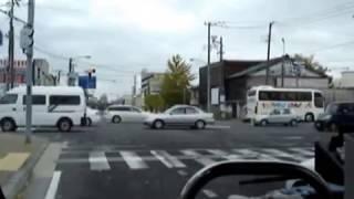 【バス前面展望】新潟交通 津島屋線