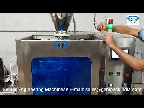Molasses Packing Machine