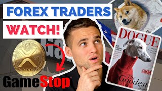 BREAKING: How Forex Traders Can Profit From Gamestop & Doge MADNESS!