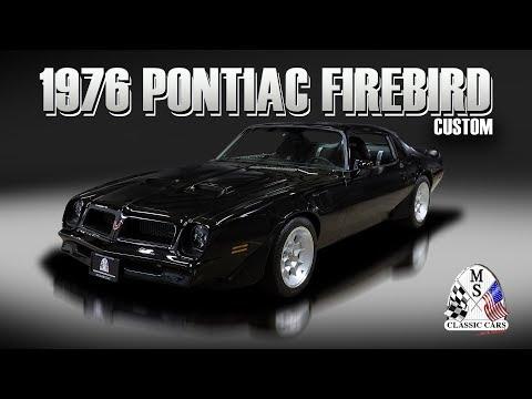 Video of '76 Firebird Formula - PXCM