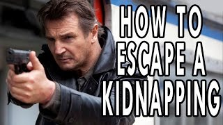How To Escape A Kidnapping - EPIC HOW TO