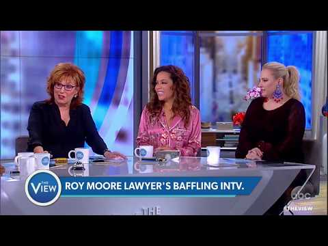 Roy Moore Attorney On Ali Velshi's