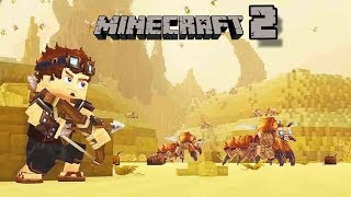 Minecraft 2 ÇIKTI! UZAYLILAR ve UZAY -İnceleme Hytale Mobil Oyun