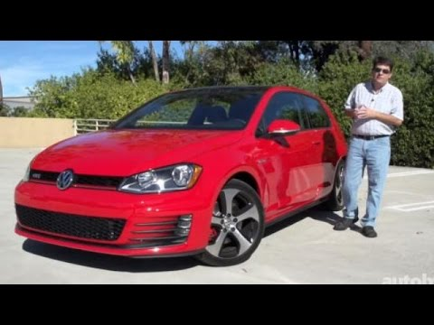 2015 Volkswagen GTI Video Review