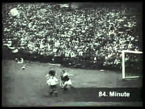 Alemania campeón del mundo 1954 remontando un 0-2 ante Hungría image