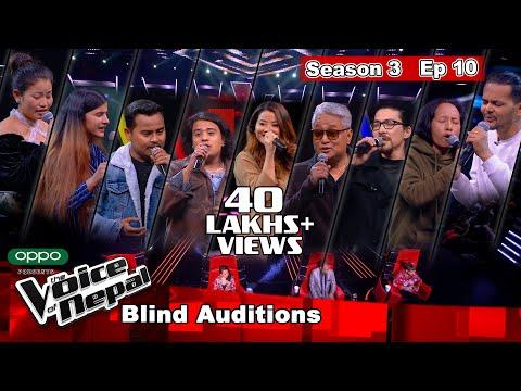 The Voice of Nepal Season 3 - 2021 - Episode 10