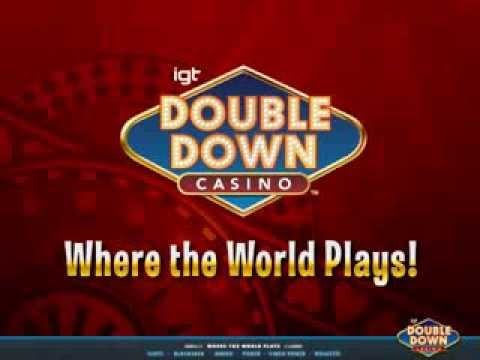 Free spins on double down casino