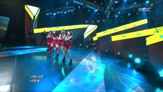 5dolls - Like this or that, 파이브돌스 - 이러쿵 저러쿵, Music Core 20110521