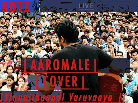 Aaromale (cover) by Tony Kottoor