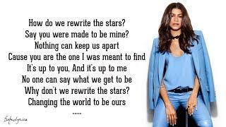 Rewrite The Stars   Zendaya & Zac Efron (Lyrics)