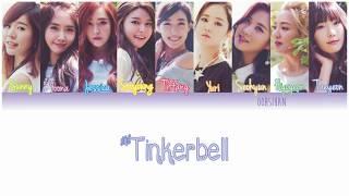 GIRLS' GENERATION (소녀시대) SNSD – TINKERBELL Lyrics Color Coded [Eng/Han/Rom]