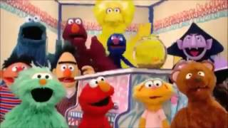 Elmo's World: The Friends Song (Original Version and 2016 Version COMBINED!)