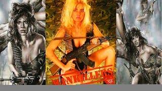 Истребители мужчин.  Боевая команда женщин — убийц.