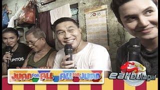 Juan For All, All For Juan Sugod Bahay | October 30, 2018