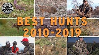 Best Deer Hunts From 2010-2019 | Monster Bucks Of The Decade
