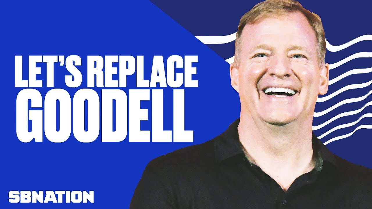 Who will replace Roger Goodell as NFL commissioner | Uffsides thumbnail