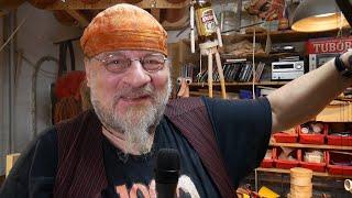 Peter Beyer und seine Marionetten im Interview