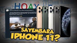 Hoax or Fact: Sayembara Mencari Buronan KPK Nurhadi dan Harun Masiku, Berhadiah iPhone 11?