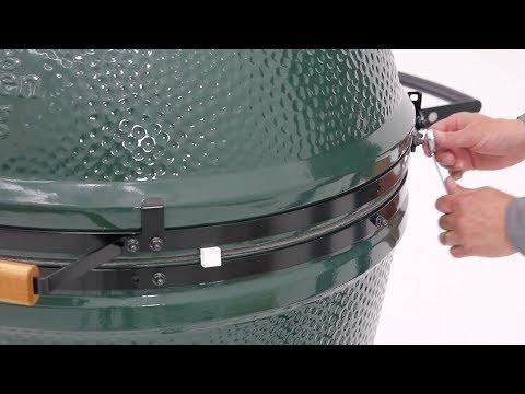Keramický gril XXLarge, Big Green Egg