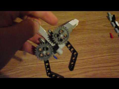 Mindstorm Claw Code - смотреть онлайн на Hah Life