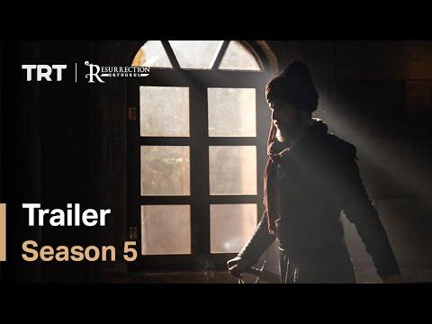 Dirilis Ertugrul Official Season 5 Trailer English subtitles