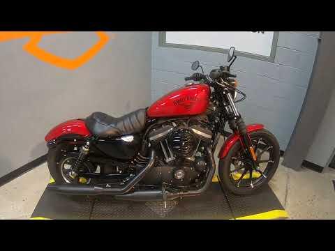 2018 Harley-Davidson Iron 883 XL883N