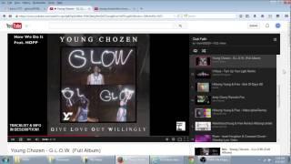 How We Do It   Young Chozen