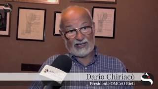 Terremoto, convenzione OMCeO Rieti – Consulcesi per giovani medici